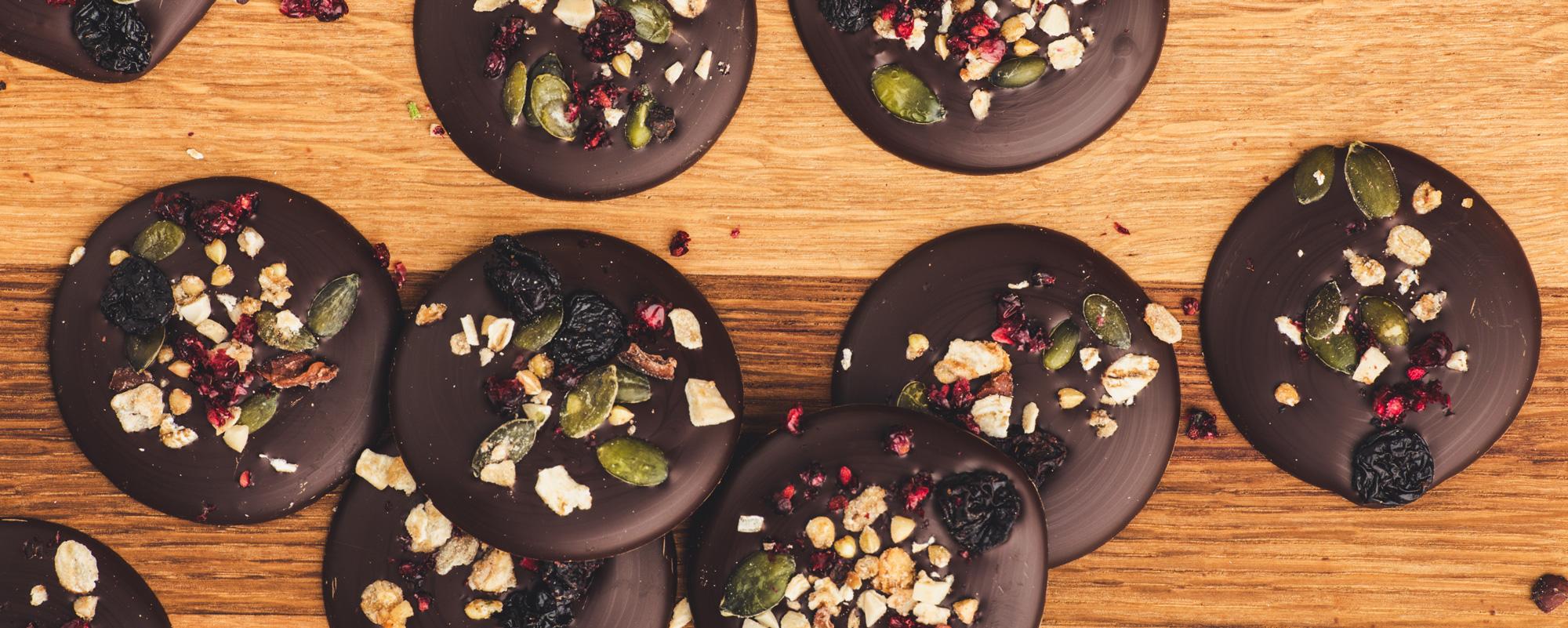 Chocolate Florins