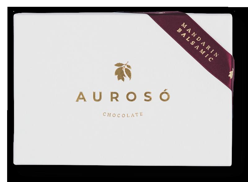Mandarin Balsamic Chocolate